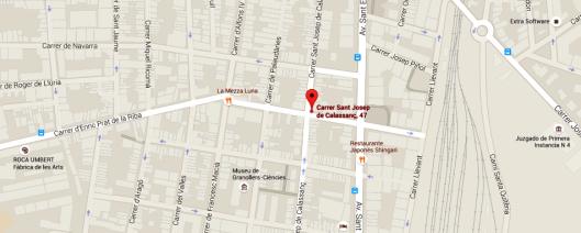 google maps adreça