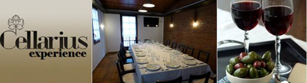 Cellarius Experience, Associació gastronòmica