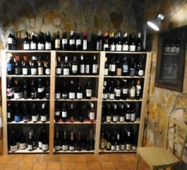 showroom Cellarius Wine